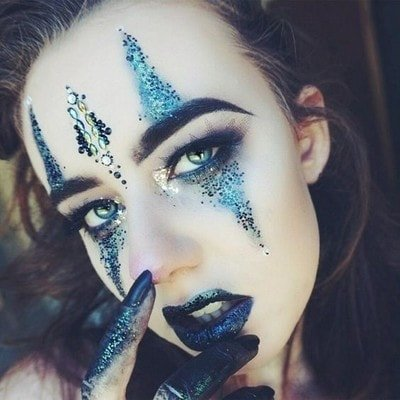 Trucco Halloween: le idee per un trucco e parrucco