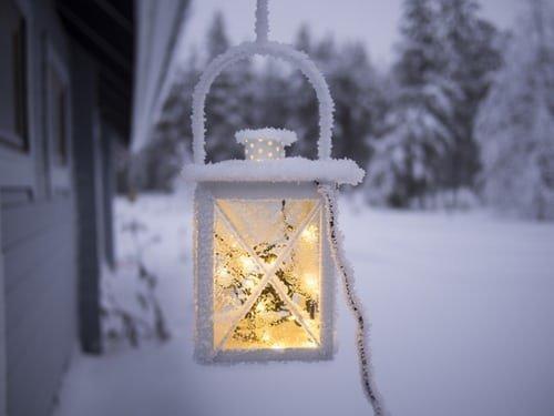 lanterna inverno