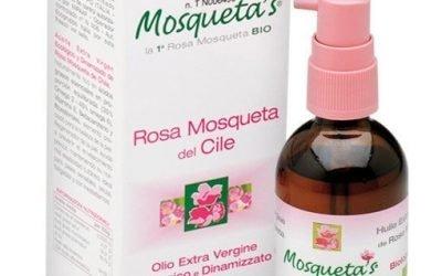 Olio di rosa mosqueta: proprietà
