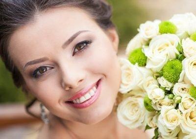 Trucco Naturale Sposa