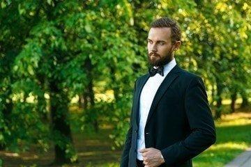 Trucco uomo per matrimonio