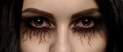 Trucco Vampira Halloween