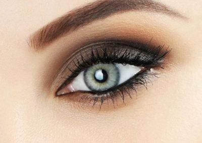 Smokey Eyes Sposa