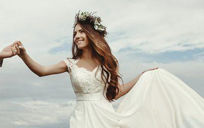 Semiraccolto sposa, come sceglierlo? Ecco i nostri consigli