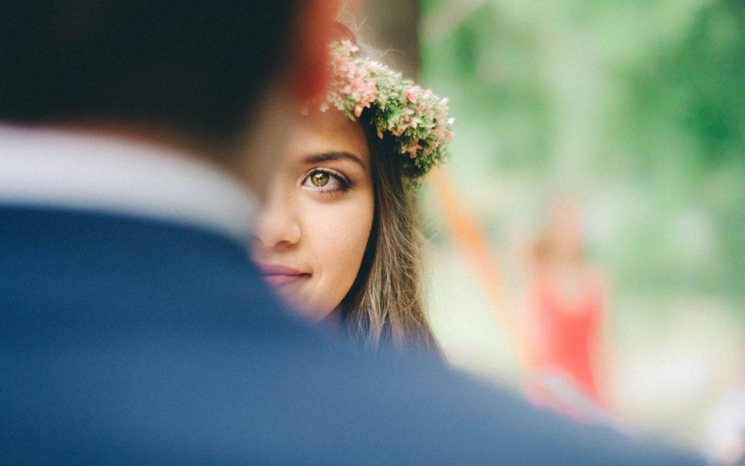 Il trucco occhi per una sposa naturale spiegato in tre passi