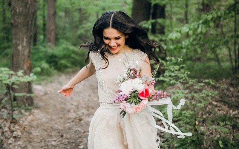 Trucco sposa e acconciature
