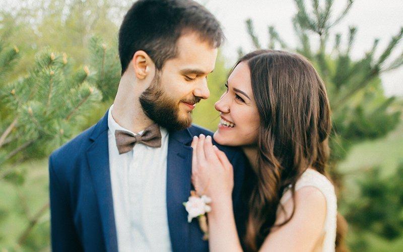 Trucco sposa naturale