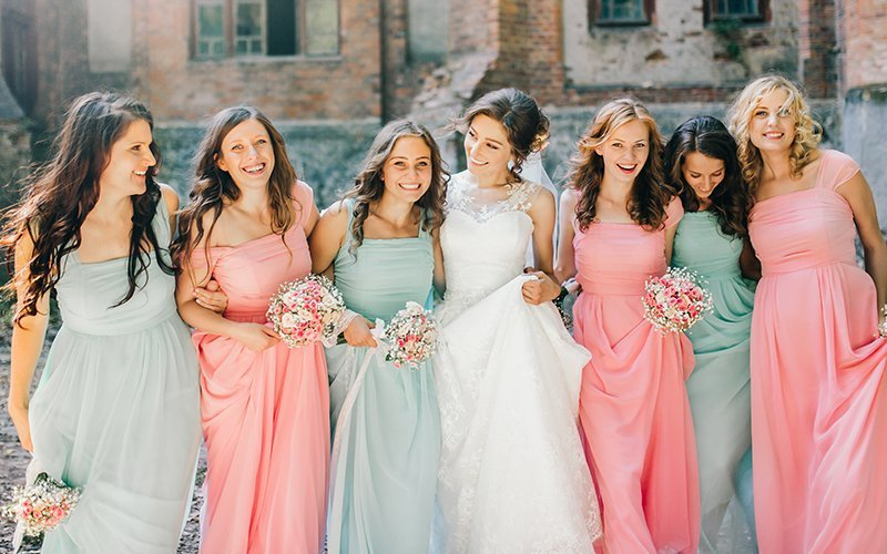 Bridal makeup and Hair styling in Italy
