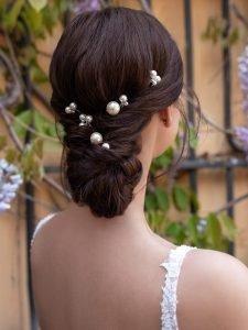 accessori capelli perle