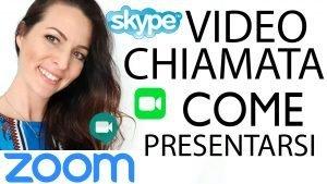 come Presentarsi in video call