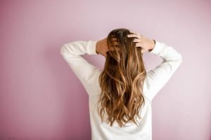 Lavaggio capelli