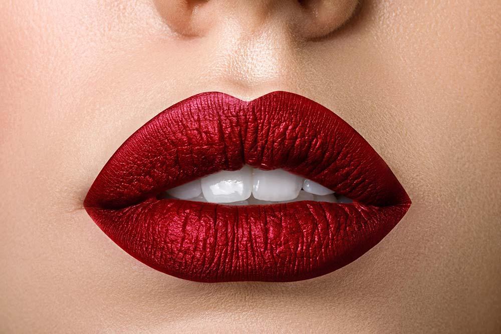 rossetto rosso inverno